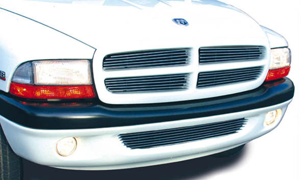 T-Rex 20420:  Dodge Dakota, Durango 1997 - 2003 Billet Grille Insert - 4 Pc (6 Bars Each)