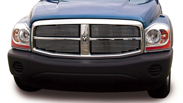 T-Rex 20425:  Dodge Durango 2004 - 2006 Billet Grille Insert - 4 Pc (9 Bars Each)