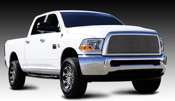 T-Rex 20451 |  Dodge Ram Pick Up 2500 / 3500 2010 - 2012 Billet Grille Insert- 1 Pc