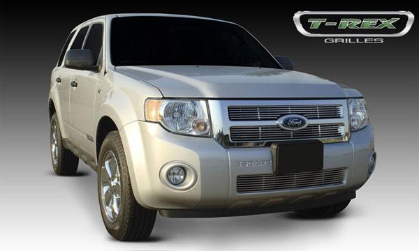 T-Rex 20649    Ford Escape - Billet Grille Bolt On - EZ Install - 2 Pc; 2008-2012