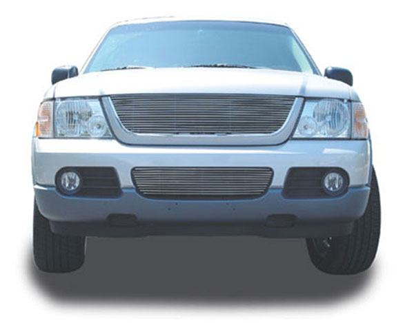 T-Rex (20655)  Ford Explorer 2002 - 2005 Billet Grille Insert (19 Bars)