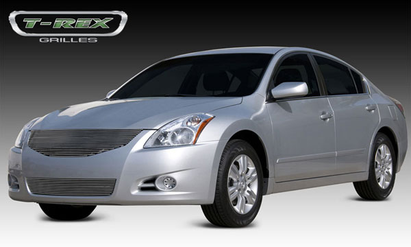 T-Rex (20767)  Nissan Altima 2010 - 2012 Billet Grille Insert - Replaces Factory Grille Shell