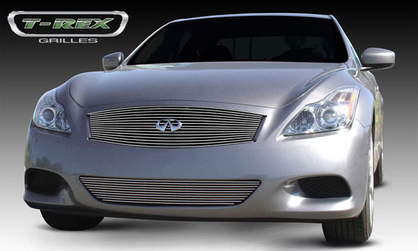 T-Rex 20810 |  Infiniti G-37 (2 Door Coupe) - Billet Grille Insert; 2008-2012