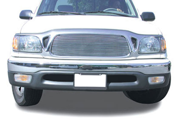 T-Rex 20887:  Toyota Tacoma 2001 - 2004 Billet Grille Insert (20 Bars)