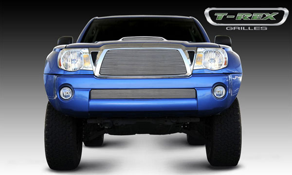 T-Rex 20936:  Toyota Tacoma 2011 - 2011 Billet Grille Insert (20 Bars)