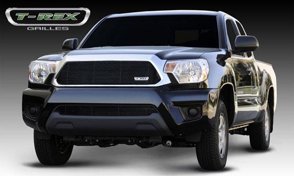 T-Rex 20938B |  Toyota Tacoma 2012 - 2013 Billet Grille Insert - All Black