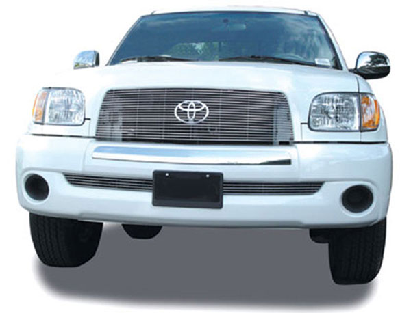 T-Rex 20957:  Toyota Tundra Std & Ext Cab 2003 - 2006 Billet Grille Insert (20 Bars) (Except 04-06 Double Cab)