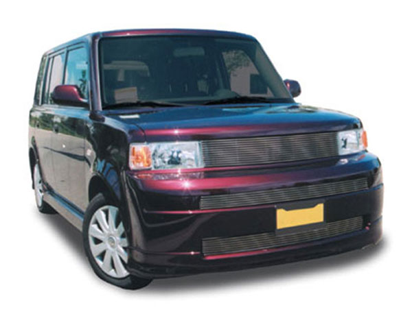T-Rex 20970:  Scion Scion XB 2003 - 2007 Billet Grille Insert - Replaces Factory Shell - EZ Install (12 Bars)