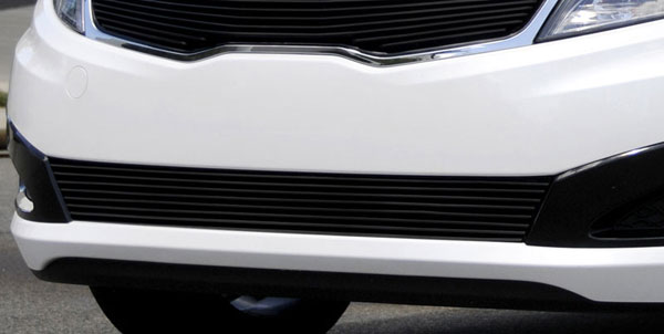 T-Rex 25320B:  Kia Optima 2011 - 2011 Bumper Billet Grille - All Black