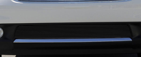 T-Rex 25492B:  Dodge Durango 2011 - 2013 Bumper Billet Grille - All Black