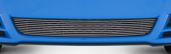 T-Rex (25525)  Ford Mustang GT 2013 - 2013 Billet Grille Bumper Overlay