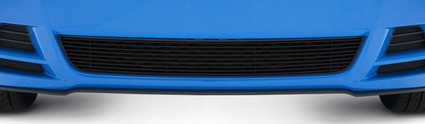 T-Rex 25525B:  Ford Mustang GT 2013 - 2013 Billet Grille Bumper Overlay - All Black