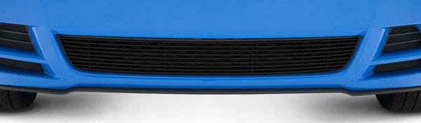 T-Rex 25525B |  Ford Mustang GT - Billet Grille Bumper Overlay - All Black; 2013-2013