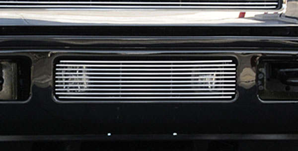 T-Rex 25561:  Ford Super Duty, Excursion 2005 - 2007 Bumper Billet Grille Insert (10 Bars)