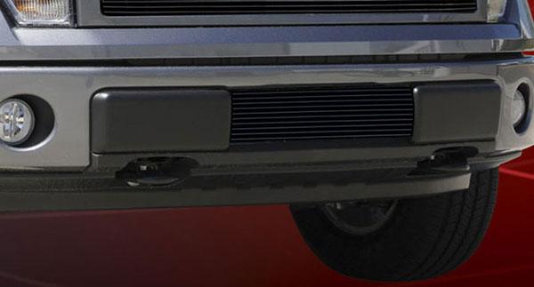 T-Rex 25569B    Ford F-150 2009 - 2013 Bumper Billet Grille Insert - All Black