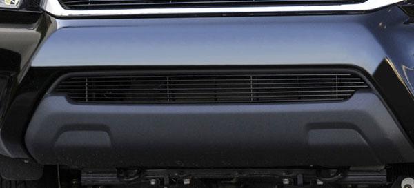 T-Rex 25938B |  Toyota Tacoma - Bumper Billet Grille Insert - All Black; 2012-2013