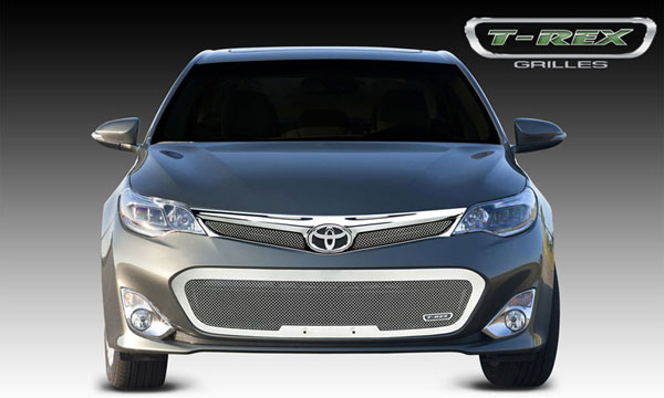 T-Rex 44910:  Toyota Avalon 2013 - 2013 Sport Series Stainless Formed Mesh Grille - Triple Chrome Plated