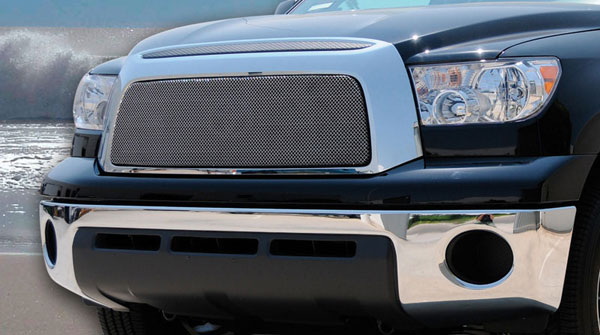 T-Rex (44959)  Toyota Tundra 2007 - 2009 Sport Series Formed Mesh Grille - Stainless Steel - Triple Chrome Plated