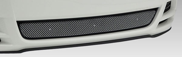 T-Rex 45525:  Ford Mustang GT 2013 - 2013 Sport Series Formed Mesh Bumper - Triple Chrome Plated