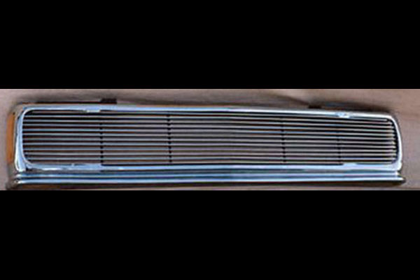 T-Rex 50220 |  Chevrolet Chevy/GMC S Pick Up & SUV - Grille Assembly - Chrome - w/Phantom Billet Installed - No Recess needed; 1983-1994