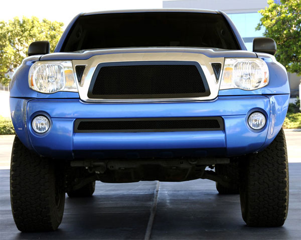 T-Rex 51936:  Toyota Tacoma 2011 - 2011 Upper Class Mesh Grille - All Black