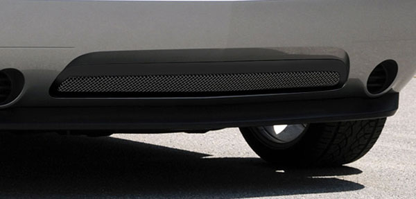 T-Rex 52416 |  Dodge Challenger (ALL) 2011 - 2011 Upper Class Bumper Mesh Grille (With Frame) - All Black