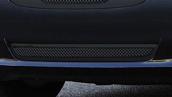 T-Rex 52433 |  Chrysler 300 - Upper Class Bumper Mesh Grille - All Black - with Frame and Formed Mesh Center; 2011-2013
