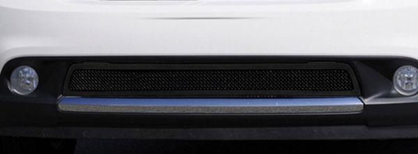T-Rex 52492 |  Dodge Durango - Upper Class Mesh Bumper Grille - All Black - With Formed Mesh Center; 2011-2013