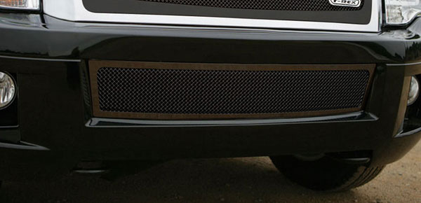 T-Rex 52594 |  Ford Expedition 2007 - 2012 Upper Class Bumper Mesh Grille - All Black