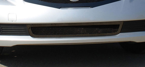 T-Rex 52769:  Nissan Altima Coupe 2008 - 2009 Upper Class Bumper Mesh Grille - All Black