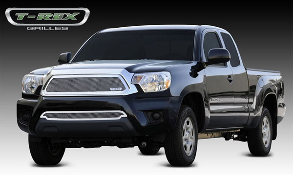 T-Rex 54938 |  Toyota Tacoma - Upper Class Mesh Grille; 2012-2013