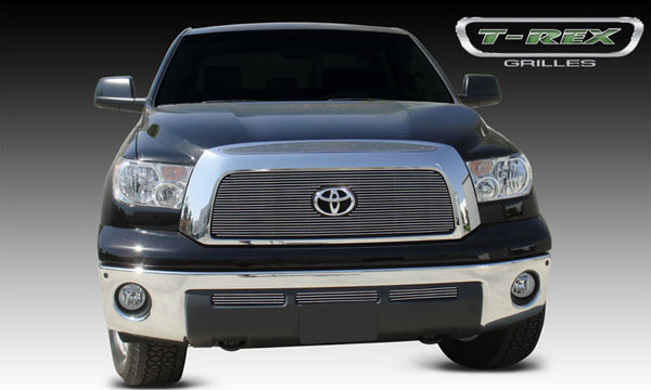 T-Rex 54958:  Toyota Tundra 2007 - 2009 Upper Class Top Grille Accent (Above Main Grille) - 1 Pc