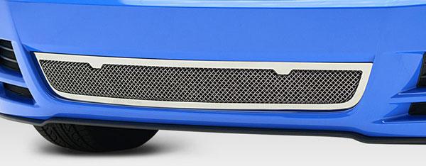 T-Rex 55525    Ford Mustang GT - Upper Class Stainless Mesh Bumper; 2013-2013