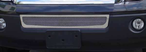 T-Rex 55594 |  Ford Expedition - Upper Class Polished Stainless Bumper Mesh Grille; 2007-2012