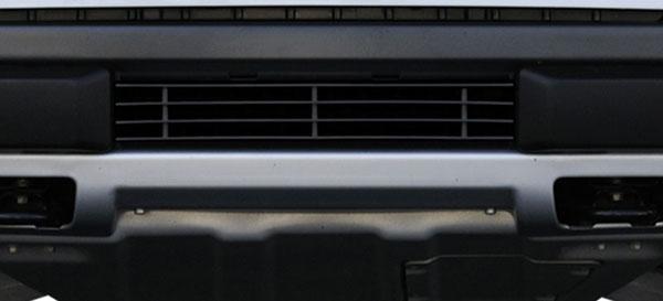 T-Rex 6225661    Ford Raptor F-150 SVT - Laser Billet Bumper Grille - Black; 2009-2013