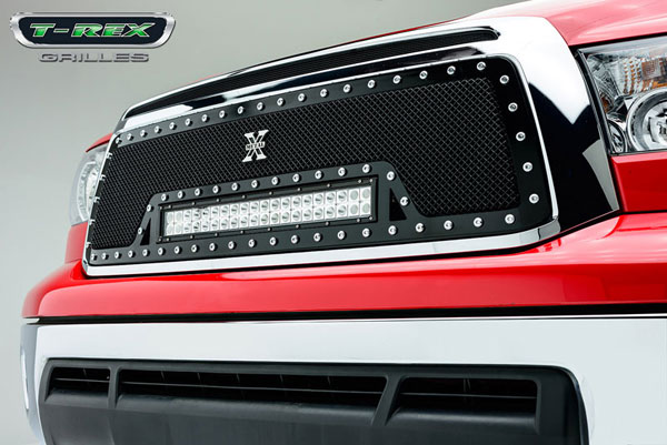 T-Rex 6319631:  2010-2013 Toyota Tundra TORCH Series LED Light Grille 1 - 20'' LED Bar (For off-road use only)