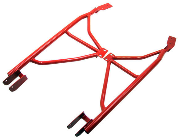 UMI Performance 2004 | UMI Firebird 3-Point Subframe Connectors- Bolt-In (non-convertible) V8; 1993-2002