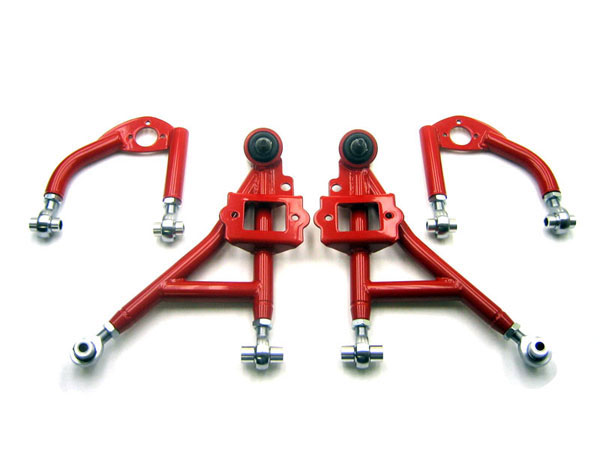 UMI Performance 230010 | UMI Firebird Complete Front A-Arm Kit V8; 1993-2002