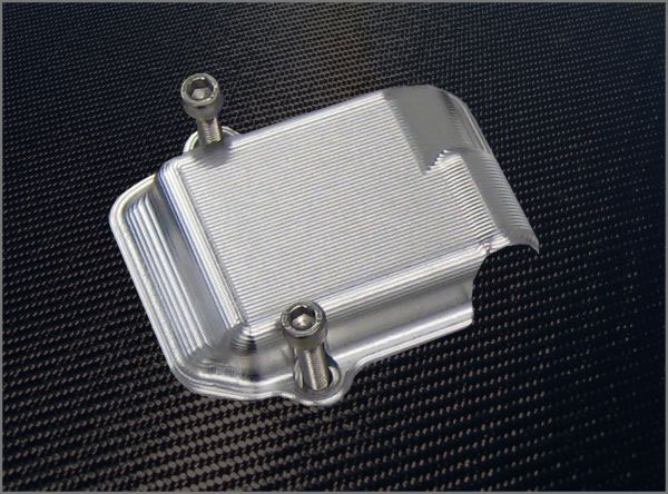 Granatelli VC-0033:  LS1 MSD Coil Covers - Billet