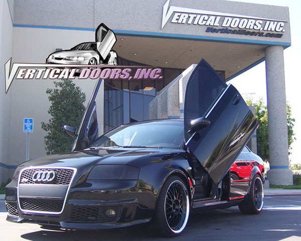 Vertical Doors (VDCAUDIRS60204)  AUDI RS6 2002-2004