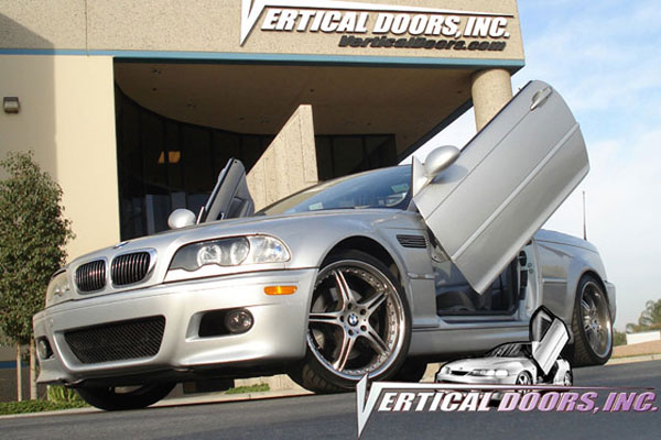 Vertical Doors VDCBMW399054DR:  BMW 3 SERIES 1999-2005 4DR