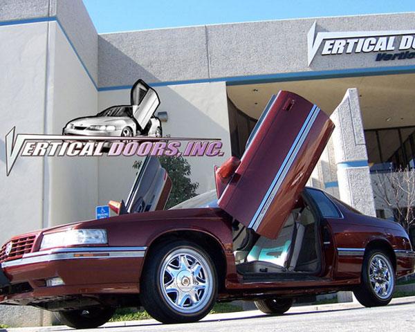 Vertical Doors VDCCADELD9202   Veritcal Doors CADILLAC ELDORADO 2DR; 1992-2002