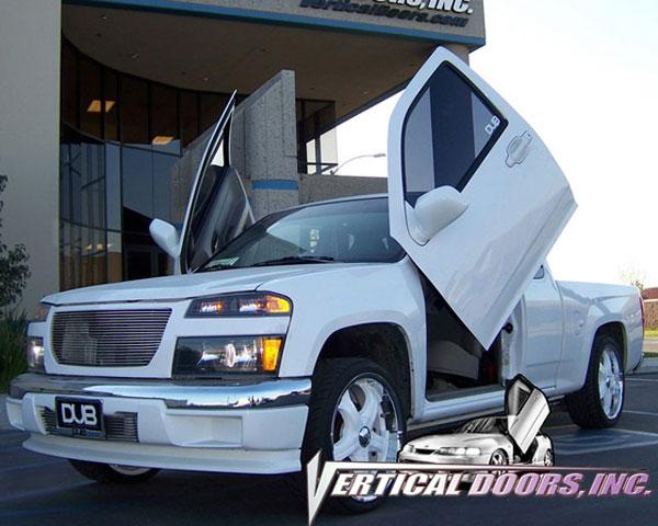 Vertical Doors VDCCHEVYCOL0407 |  COLORADO; 2004-2007
