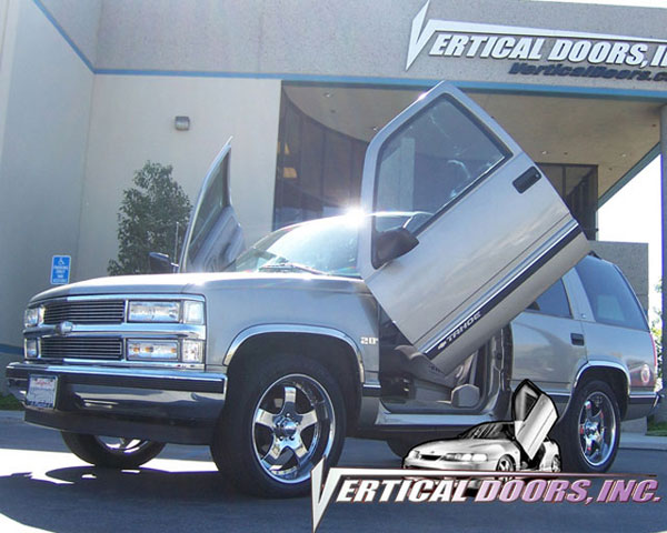 Vertical Doors VDCCHEVYTAHOE0006 |  TAHOE; 2000-2006