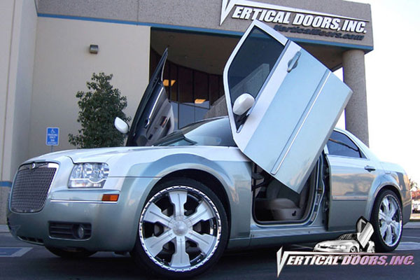 Vertical Doors VDCCRY3000409:  CHRYSLER 300 2004-2010
