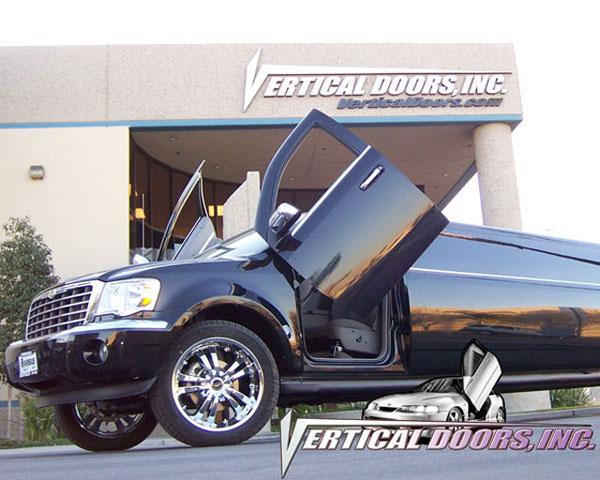 Vertical Doors VDCCRYASP07 | Veritcal Doors CHRYSLER ASPEN 2007-UP