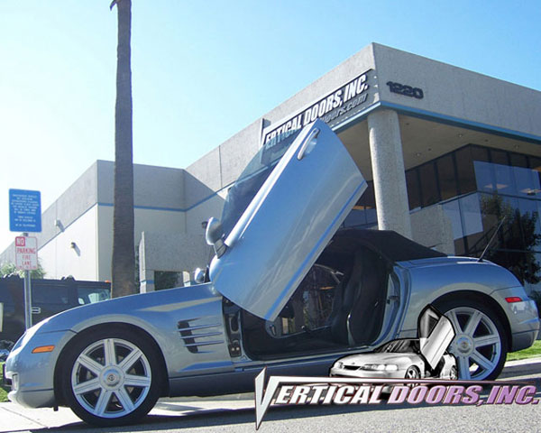 Vertical Doors VDCCRYCROS0408 |  CHRYSLER CROSSFIRE 2DR; 2004-2008