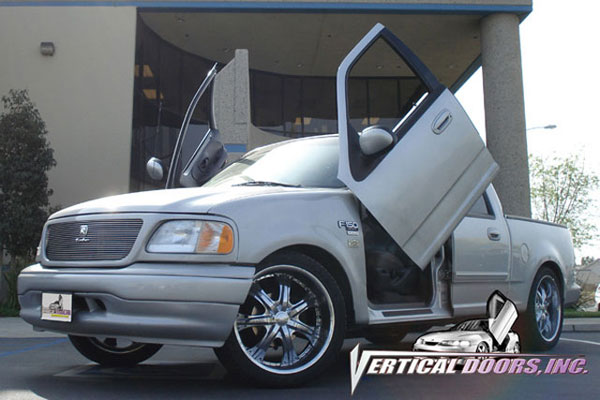 Vertical Doors VDCF1509703:  FORD F-150 1997-2003