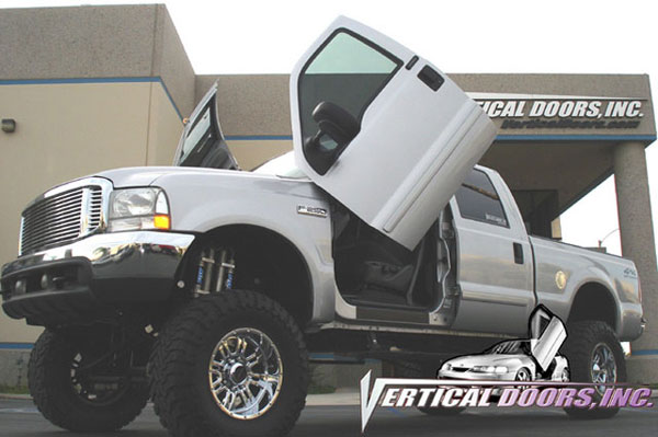 Vertical Doors VDCF3509908:  FORD F350/F250/SUPERDUTY 1999-2010