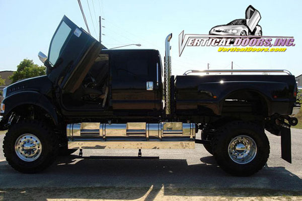 Vertical Doors VDCF6500608:  FORD F-650 2006-2010